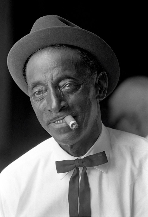 Mississippi Fred McDowell Baron Wolman Photo Print Photograph