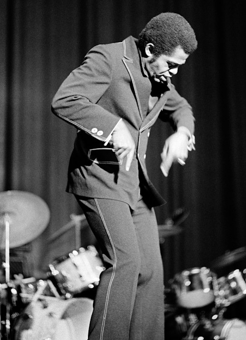 James Brown Baron Wolman Photo Print Photograph