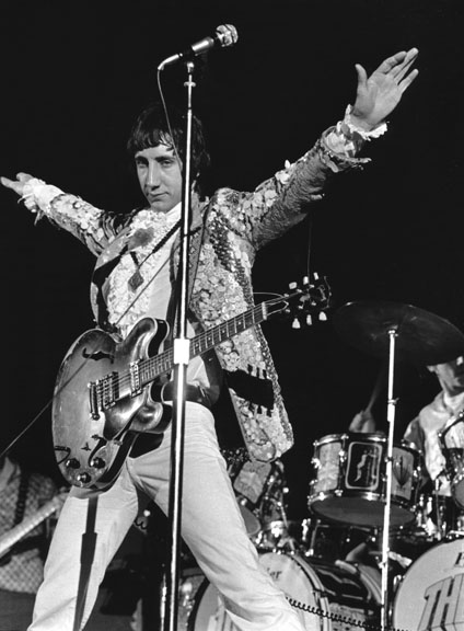 Pete Townshend The Who Baron Wolman